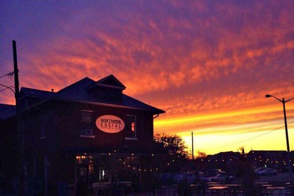 Northside Social at Sunset (photo courtesy Melissa Shoemaker)