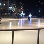 Pentagon Row ice rink
