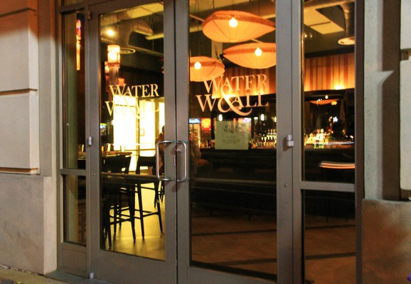 Water & Wall, Nov. 2013