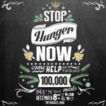 Help Us Feed 100,000 Flyer