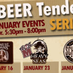 Beer Tenders flyer