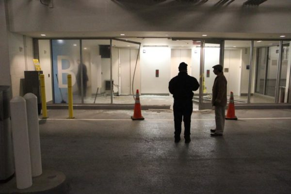 corporation madrid garage parking elevator lax
