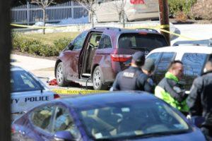 Pedestrian struck in front of Nottingham Elementary