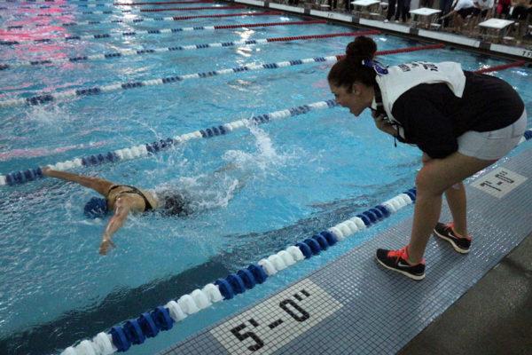 Yorktown W L Taste Success At Conference Swim Championships