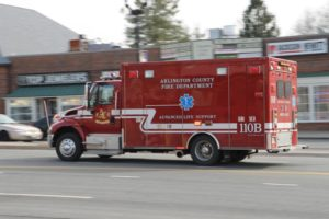 ACFD ambulance / advanced life support paramedic unit (file photo)