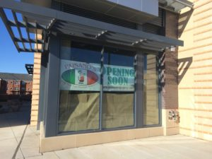 Paisano's is coming to Lyon Park