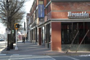 Restaurants on Wilson Blvd in Clarendon