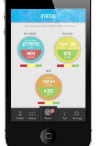 Control A+ app view demo