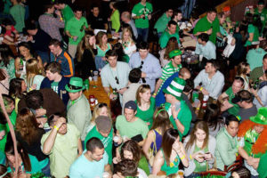 Shamrock crawl (photo via Groupon)