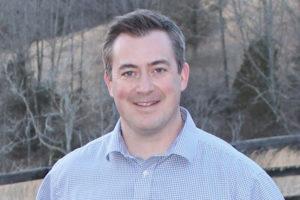 Republican Congressional candidate Dennis Bartow