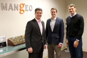 HumanGeo's executive team