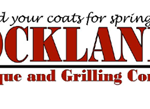 Rocklands Shed Your Coat Logo