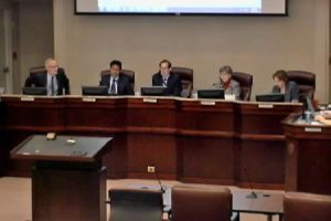 County Board 2014 budget adoption
