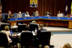 The Arlington School Board adopts its FY 2015 budget 5/22/14