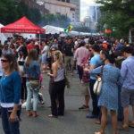 Taste of Arlington 2014 crowds