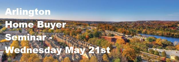 Arlington Home Buyer Seminar