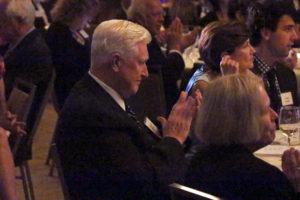 Rep. Jim Moran at the Arlington Democrats' Jefferson-Jackson Dinner