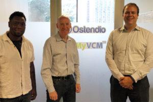 The Ostendio team