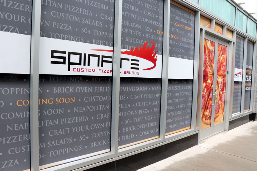 Rosslyn S Spinfire Pizza Plans Fall Opening Arlnow Com