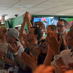 U.S. Soccer fans gather at Summer's Restaurant 06/26/14