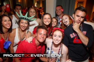 2014 All-American Bar Crawl attendees