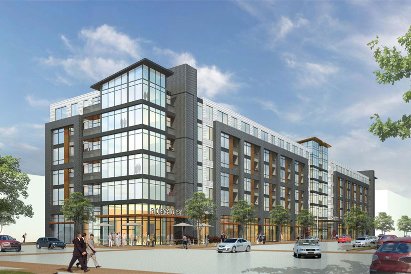 Charming New Apartments Planned For Glebe Road In Ballston