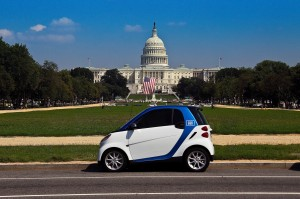Car2Go D.C. (photo via Facebook)