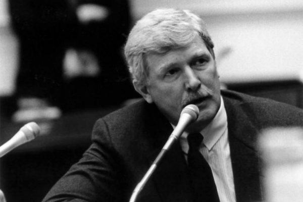 Rep. Jim Moran at a congressional hearing (Photo courtesy Moran's office)