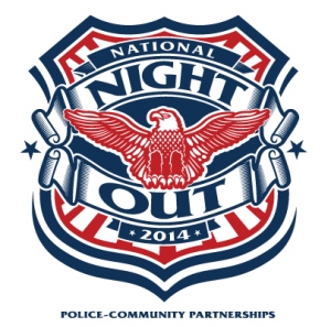 2014 National Night Out logo