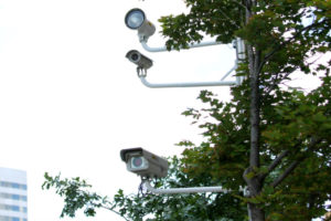 Red light cameras in Rosslyn