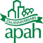 APAH-25th-Logo_rgb_no-title