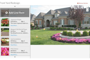 A screenshot of DescribeIt's platform