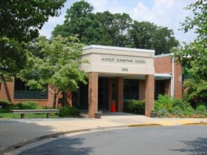 McKinley Elementary School (photo via Arlington Public Schools)