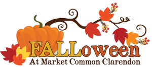 Falloween Logo (photo via Market Common Clarendon)