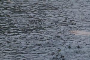Flooding and rain on 10/15/14