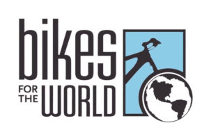 Bikes for the World logo