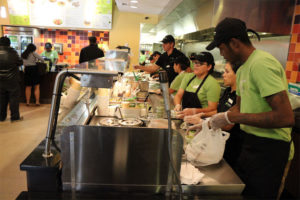 California Tortilla in Courthouse reopens