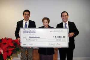 Buck & Associates Charity Donation_825x550