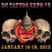 DC Tattoo Expo logo