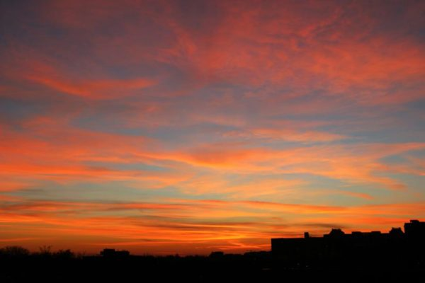 Arlington sunset (Flickr pool photo by Brian Allen)