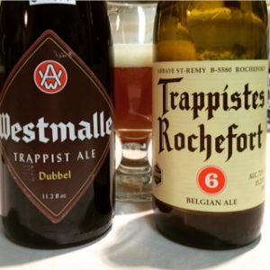 Westmalle dubble (photo via Arash Takafor)