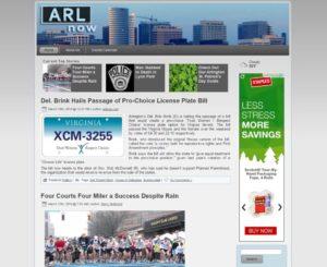 ARLnow.com in 2010