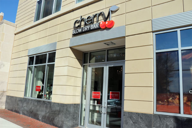 Cherry Blow Dry Bar at 1041 N. Highland Street