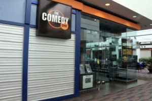The Comedy Spot in Ballston Common Mall
