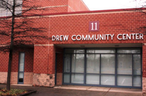 Drew Community Center (photo via Arlington County)