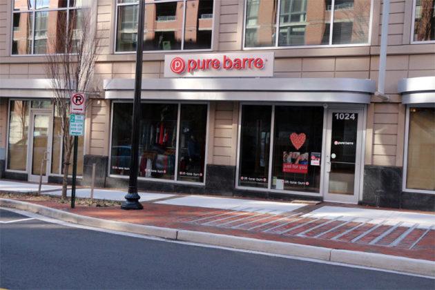 Pure Barre at 1024 N. Garfield Street