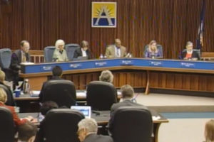 The Arlington School Board at its Feb. 5, 2015 meeting