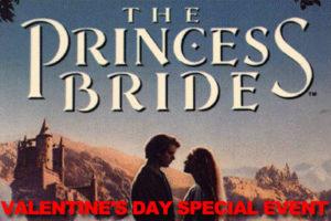 Arlington Drafthouse's Valentine's Day event fllyer