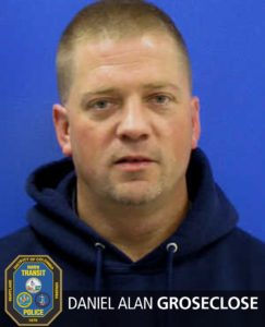 Daniel Groseclose (photo courtesy Metro Transit Police)