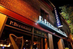 P. Brennan's